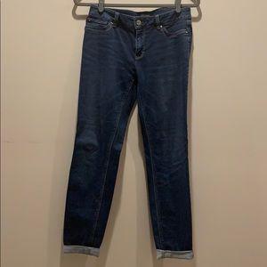 WHBM size 4 skinny jeans